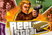 Игровой автомат Reel Steal в интернет клубе Вулкан Старс