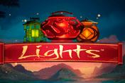 Игровой автомат Lights в лучшем клубе на деньги VulkanStars